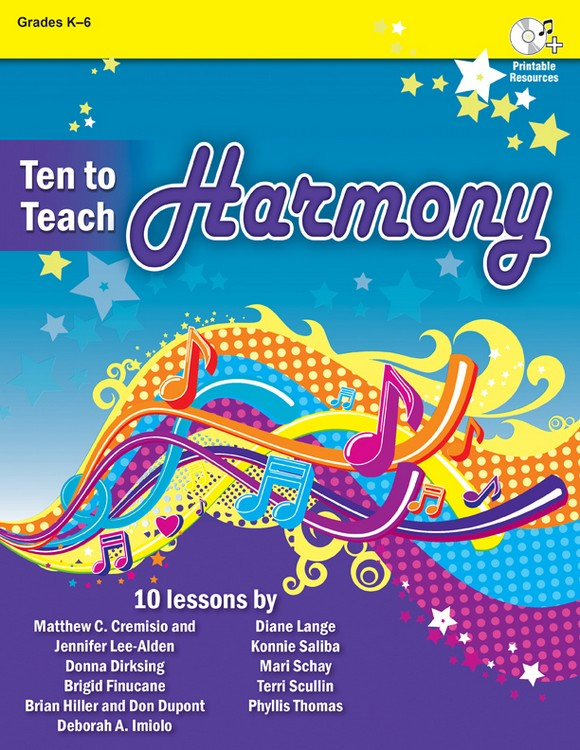 Ten to Teach Harmony