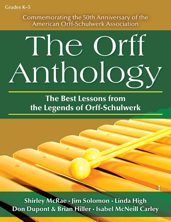 The Orff Anthology
