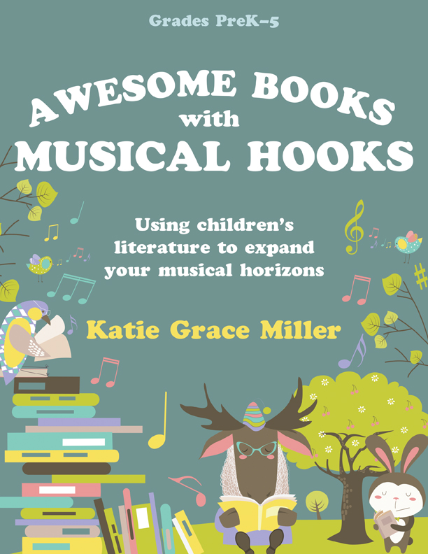 Awesome Books with Musical Hooks