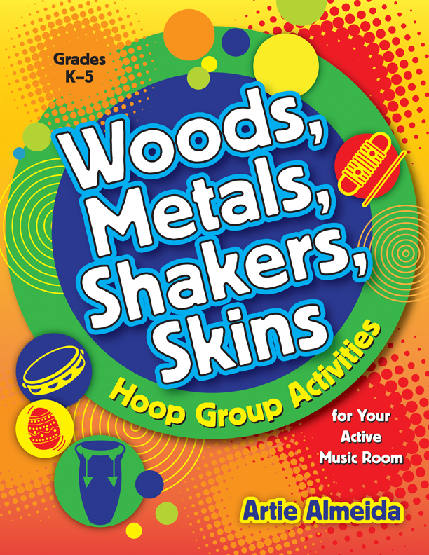 Woods, Metals, Shakers, Skins