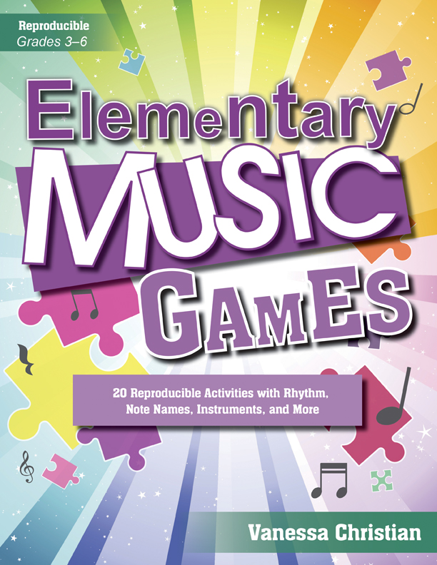 Elementary Music Games