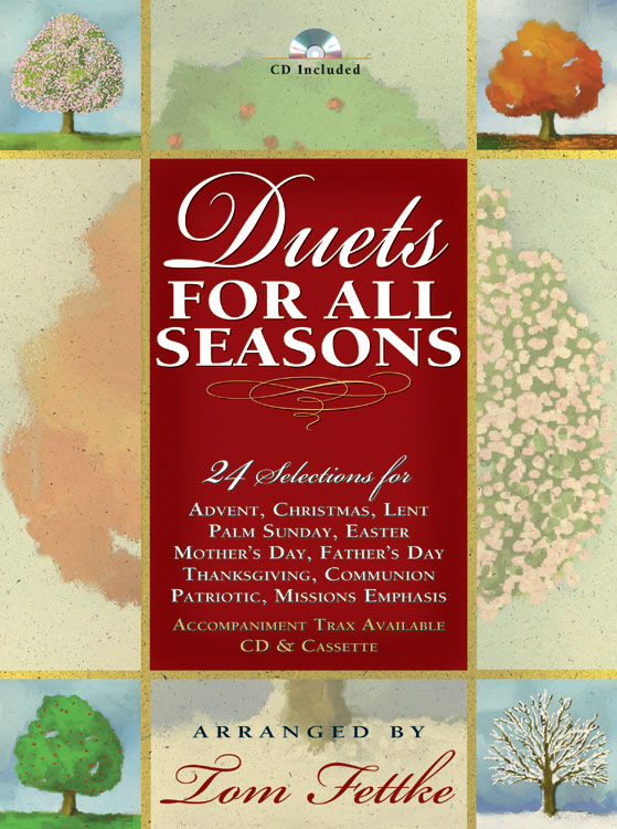 Duets for All Seasons - Book/CD Combo