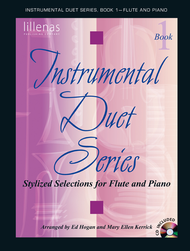 Instrumental Duet Series, Book 1 - Flute and Piano - Book/CD Combo