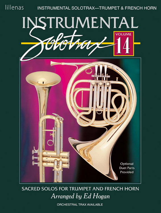 Instrumental Solotrax, Vol. 14: Trumpet/French Horn - Book and CD