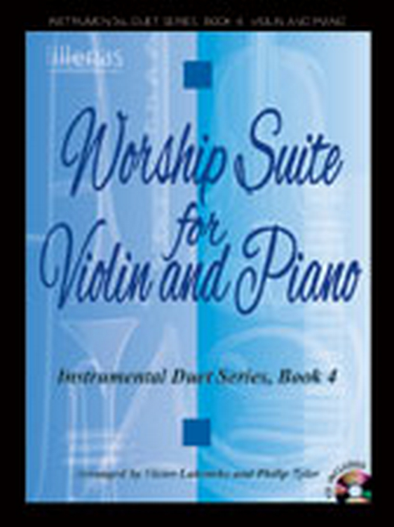 Worship Suite for Violin and Piano - Book/CD Combo