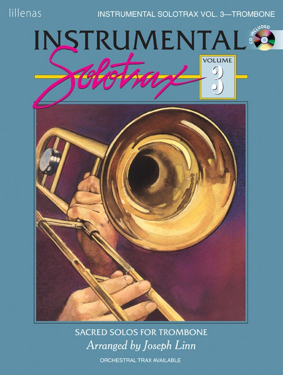 Instrumental Solotrax, Vol. 3: Trombone Book and CD