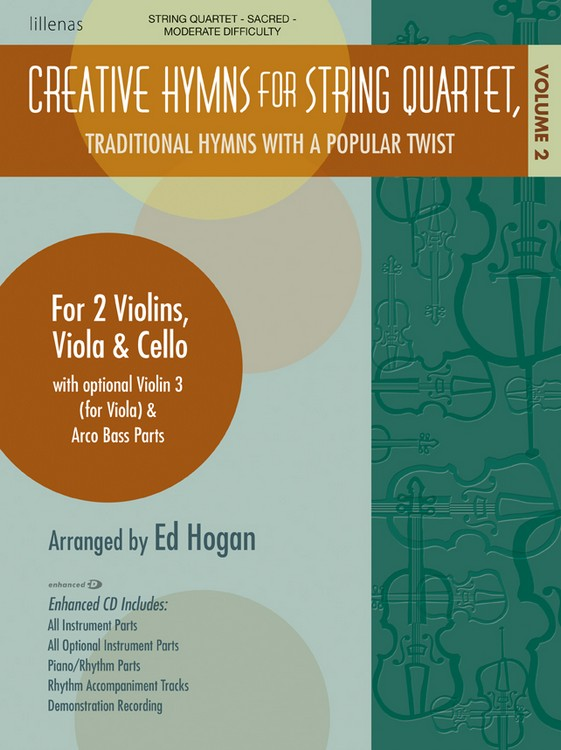 Creative Hymns for String Quartet, Vol. 2
