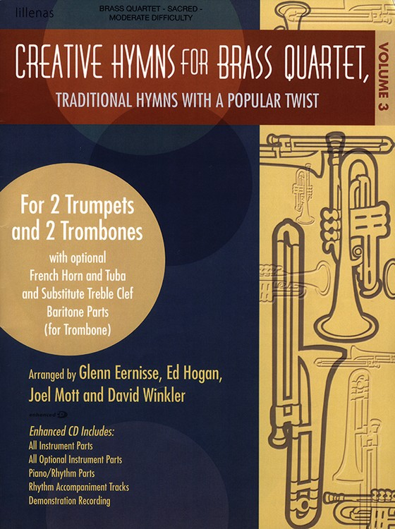 Creative Hymns for Brass Quartet, Vol. 3