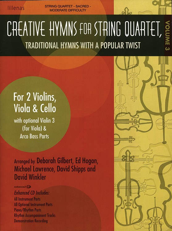 Creative Hymns for String Quartet, Vol. 3