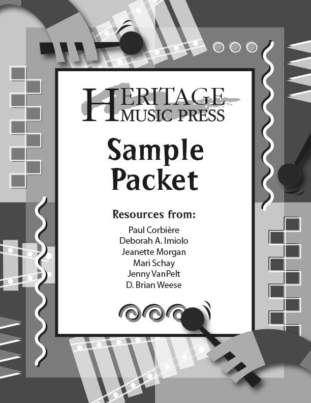 Classroom Music Sample Packet