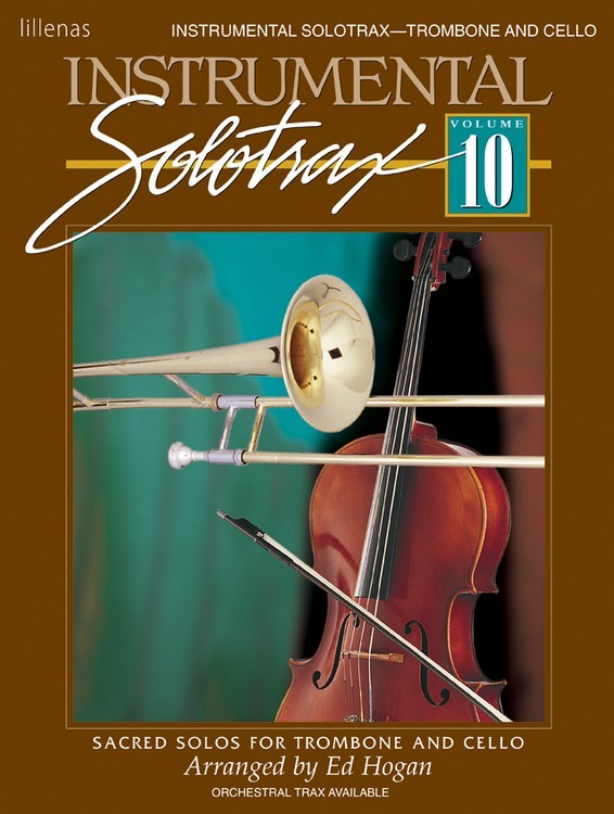 Instrumental Solotrax, Vol. 10: Trombone/Cello