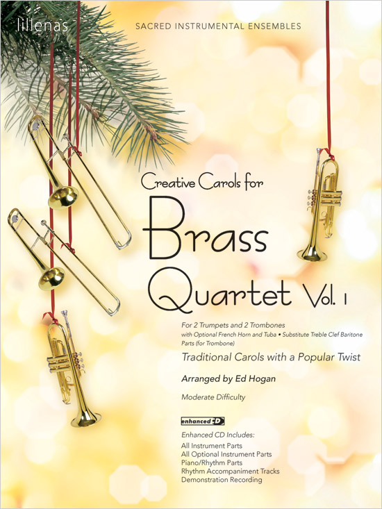 Creative Carols for Brass Quartet, Volume 1