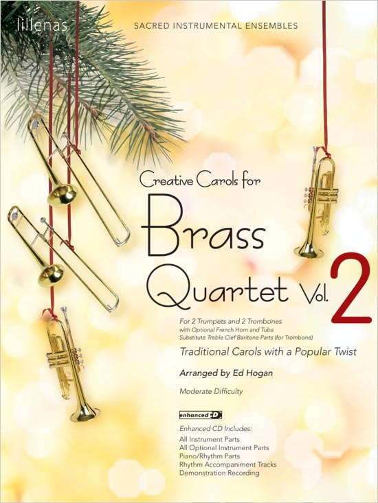 Creative Carols for Brass Quartet, Volume 2