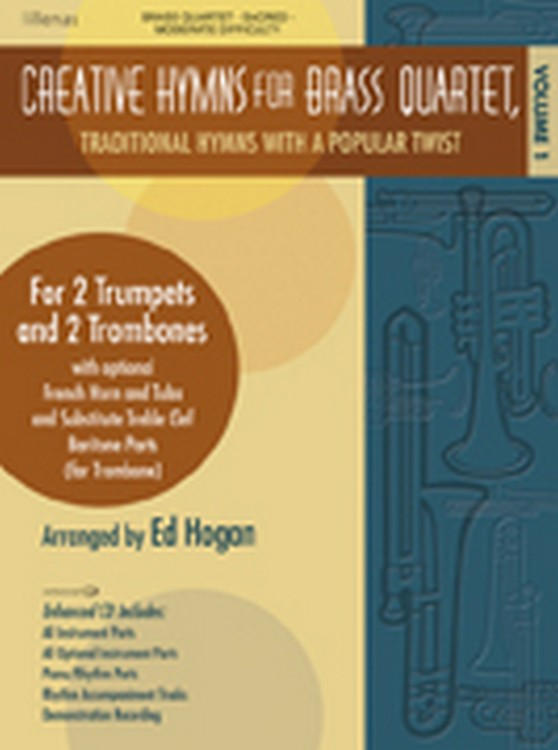 Creative Hymns for Brass Quartet, Vol. 1