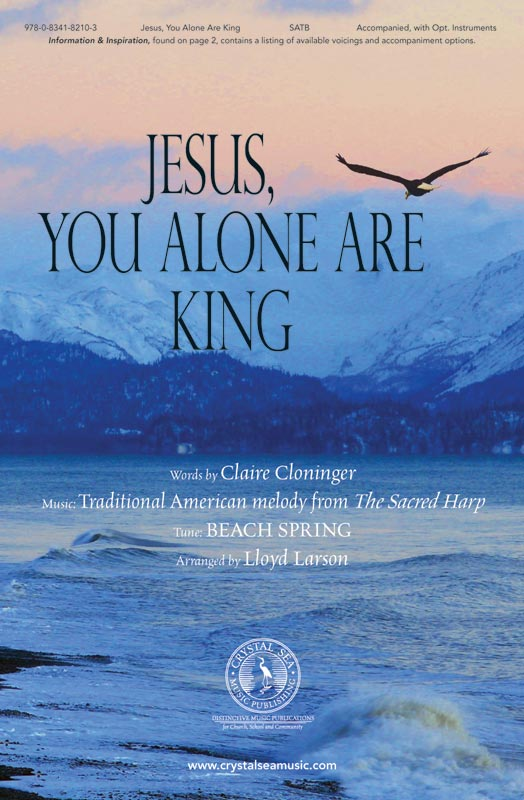 Jesus, You Alone Are King