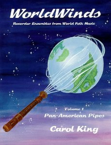 WorldWinds, Vol. 1: Pan-American Pipes