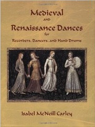 Medieval and Renaissance Dances - Student Books (4-pack)