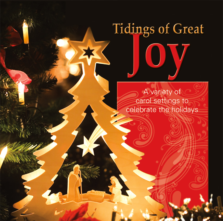 Tidings of Great Joy - Listening CD