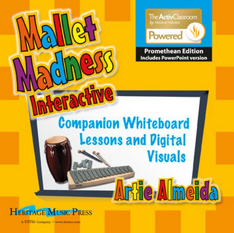 Mallet Madness Interactive - Promethean Edition with PowerPoint
