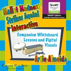 Mallet Madness Strikes Again! Interactive - SMART Edition with PowerPoint