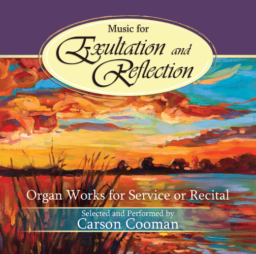 Music for Exultation and Reflection - Listening CD