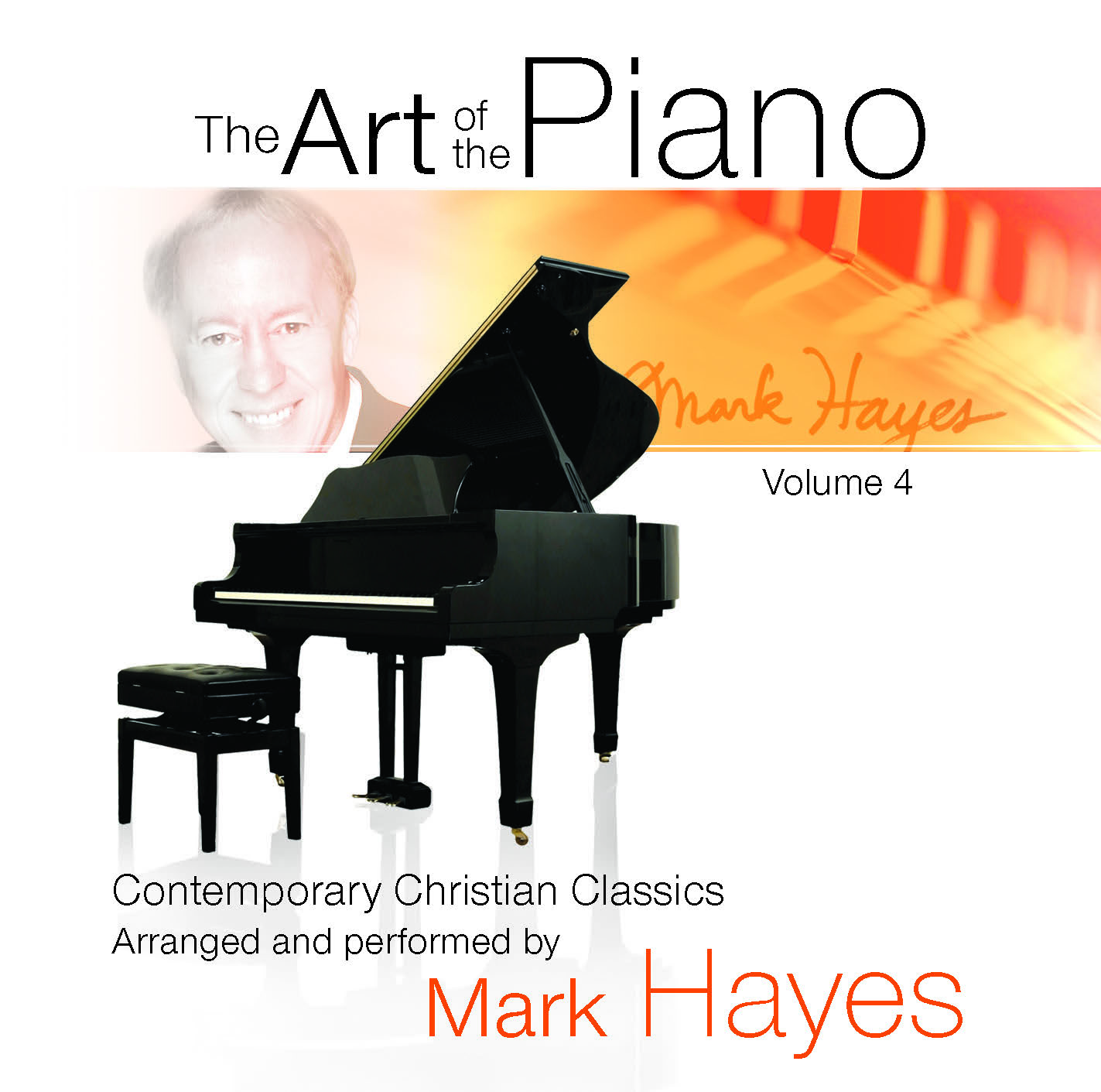 The Art of the Piano, Vol. 4 - Listening CD