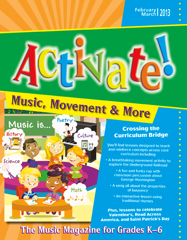 Activate! Feb/Mar 13