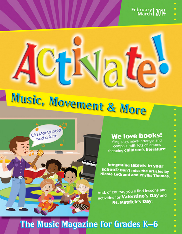 Activate! Feb/Mar 14