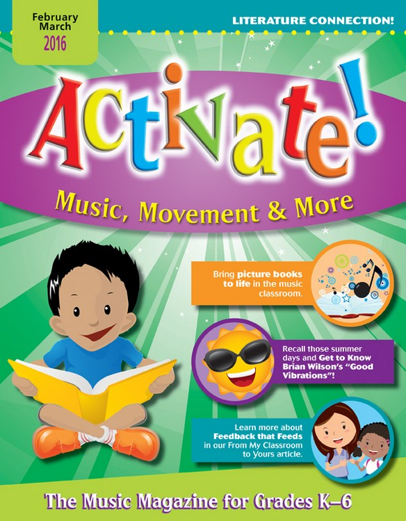 Activate! Feb/Mar 16