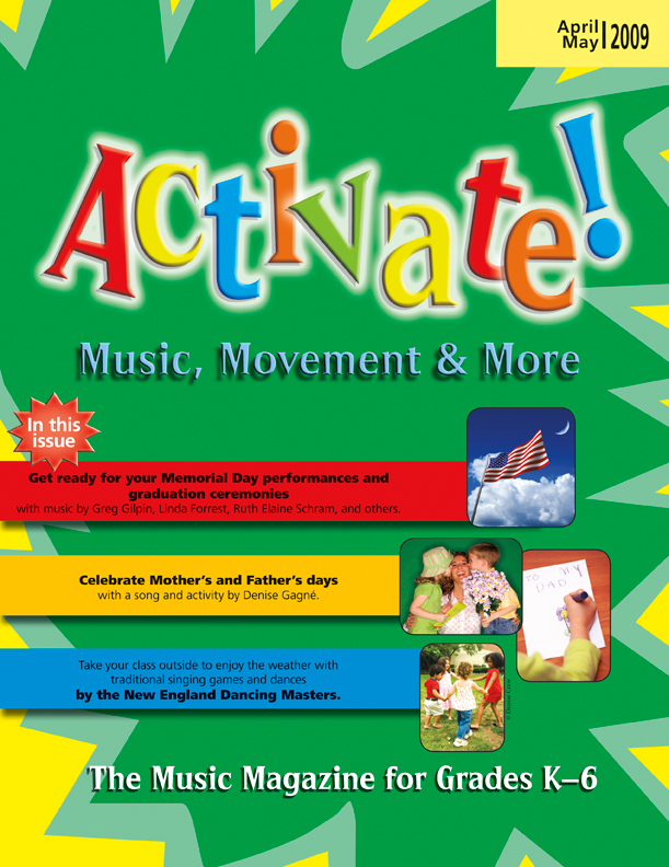 Activate! Apr/May 09