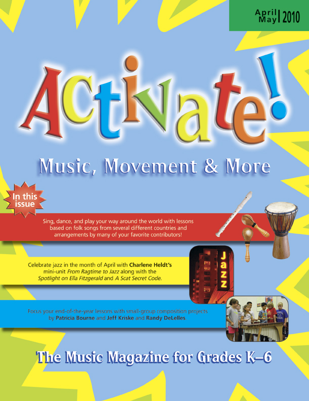Activate! Apr/May 10