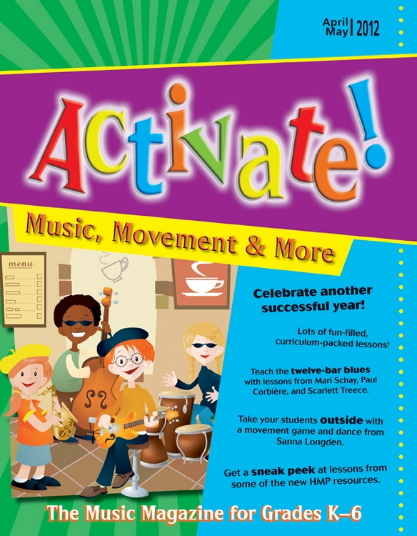 Activate! Apr/May 12