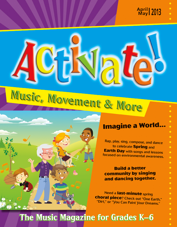 Activate! Apr/May 13