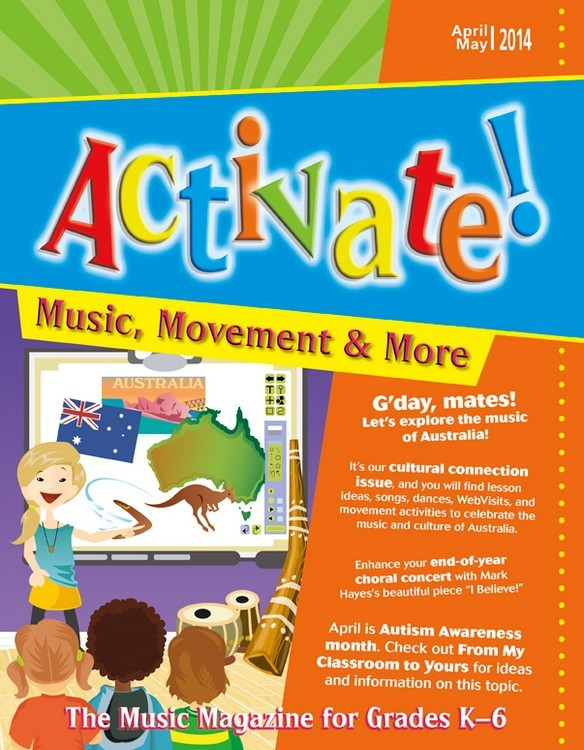 Activate! Apr/May 14