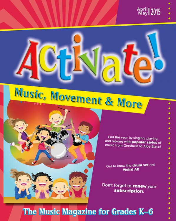 Activate! Apr/May 15
