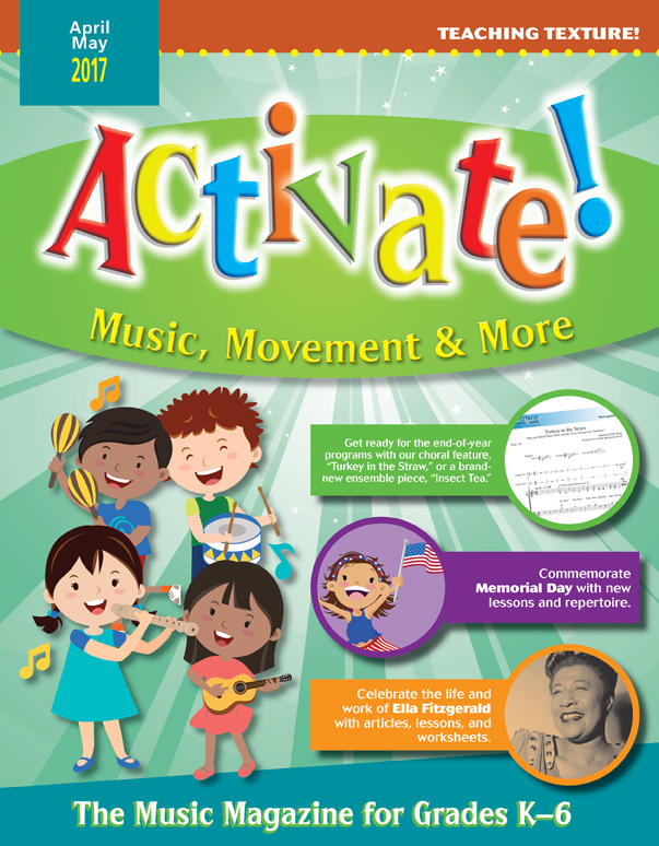 Activate! Apr/May 17