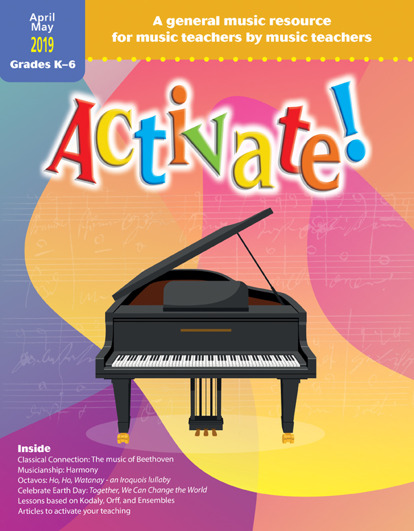 Activate! Apr/May 19
