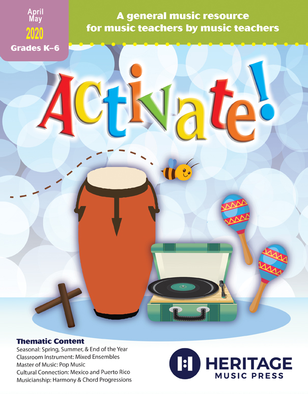 Activate! Apr/May 20