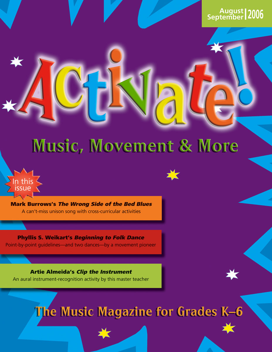 Activate! Aug/Sept 06