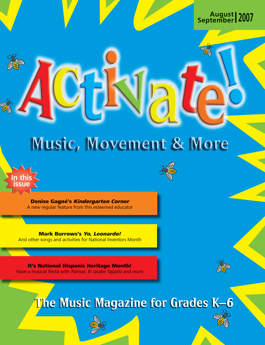 Activate! Aug/Sept 07