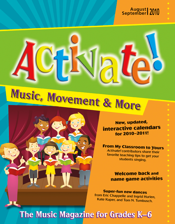Activate! Aug/Sept 10