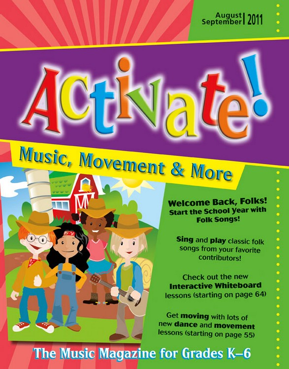 Activate! Aug/Sept 11