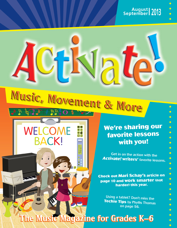 Activate! Aug/Sept 13