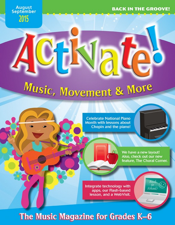 Activate! Aug/Sept 15