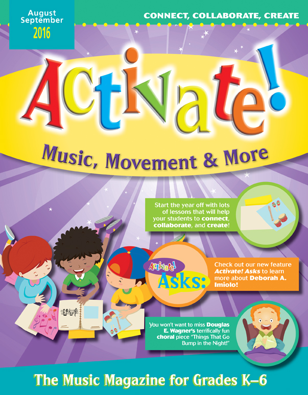 Activate! Aug/Sept 16