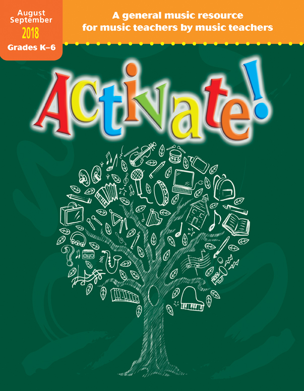 Activate! Aug/Sept 18