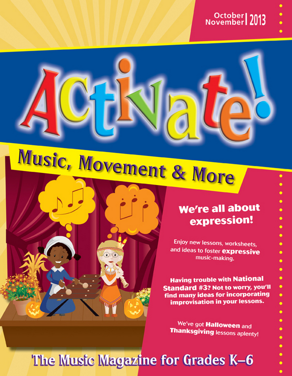 Activate! Oct/Nov 13