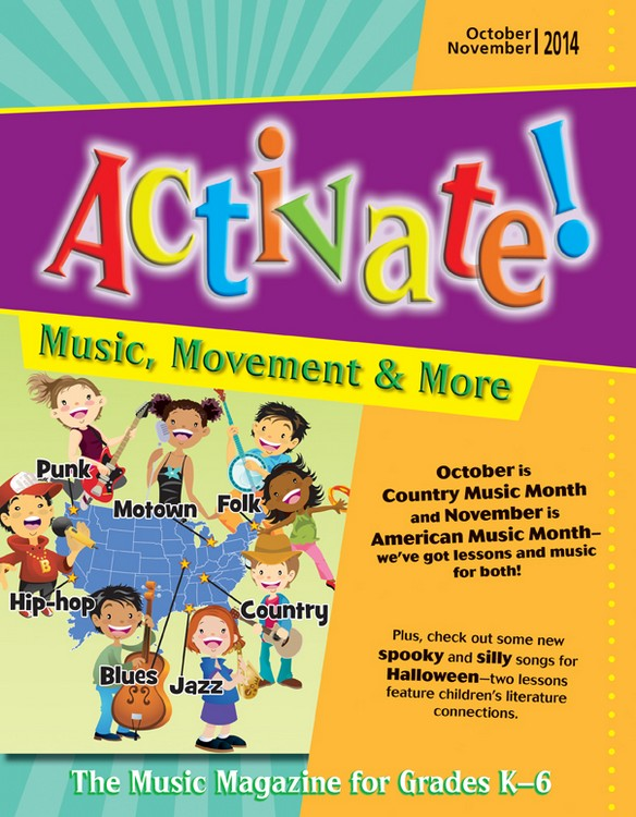 Activate! Oct/Nov 14