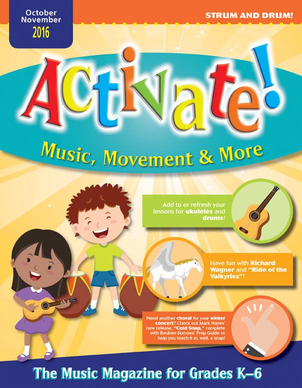 Activate! Oct/Nov 16