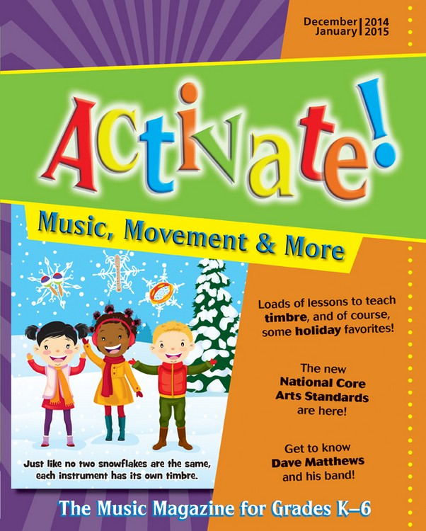Activate! Dec 14/Jan 15